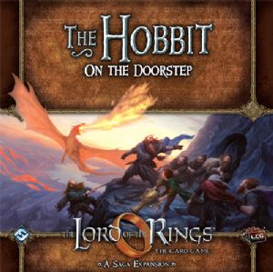 Lord of the Rings : The Card Game - A Saga Expansion - The Hobbit : On the Doorstep